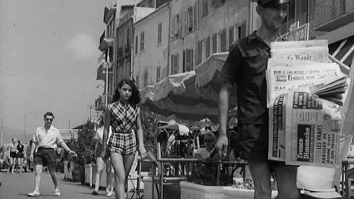 Saint-Tropez, devoir de vacances