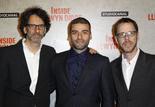 Joel Coen, Oscar Isaac et Ethan Coen
