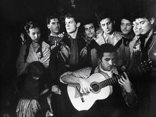 Nous, les gitans - Alberto Spadolini - 1950 - Collections La Cinémathèque française