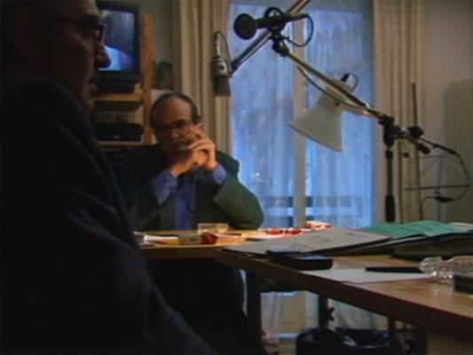 Entretien entre Serge Daney et Jean-Luc Godard