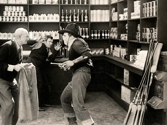 The Good Bad Man  - Allan Dwan - 1916 - Collections La Cinémathèque française