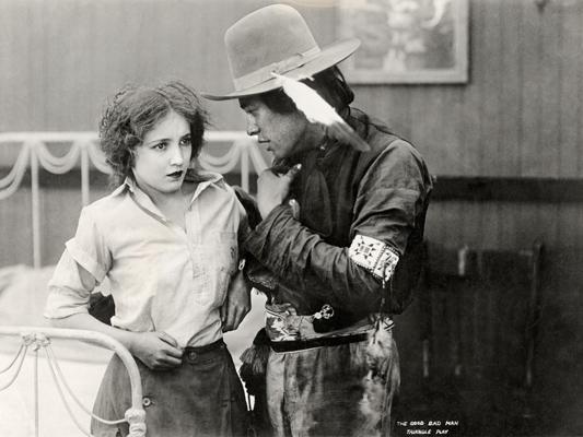 The Good Bad Man  - Allan Dwan -1916 - Collections La Cinémathèque françaisee