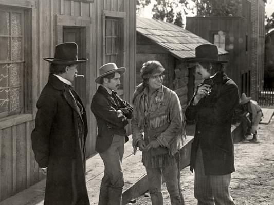The Half-breed  - Allan Dwan - 1916 - Collections La Cinémathèque française