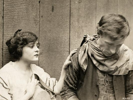 The Narrow Trail (Révélation) - Lambert H. Hillyer et Willian S. Hart - 1917 - Collections La Cinémathèque française