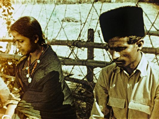 India - Roberto Rossellini - 1957 - Collections La Cinémathèque française © Renzo Rossellini