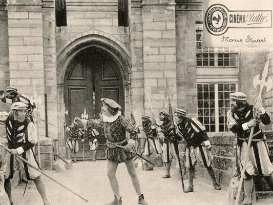 Marie Stuart - Albert Capellani - 1908 - Collections La Cinémathèque française