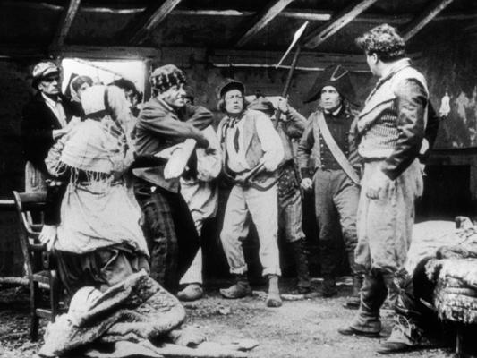 Les Misérables - Albert Capellani - 1912 - Collections La Cinémathèque française