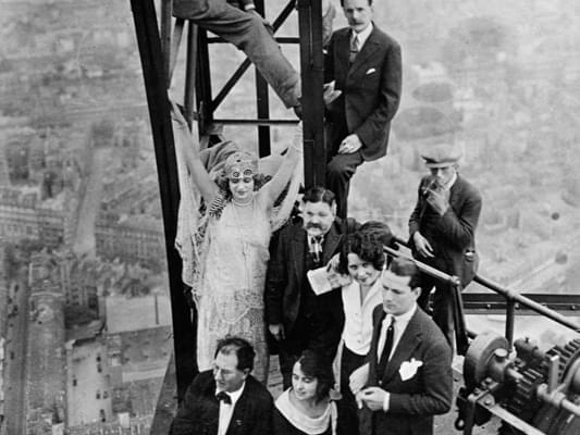 Paris qui dort - René Clair - 1923 - Collections La Cinémathèque française © Pathé