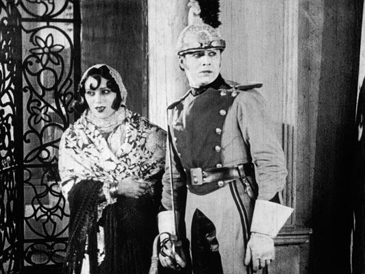 Carmen - Jacques Feyder -1925 -Collections La Cinémathèque française