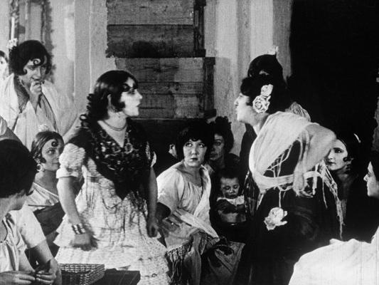Carmen - Jacques Feyder -1925 - Collections La Cinémathèque française