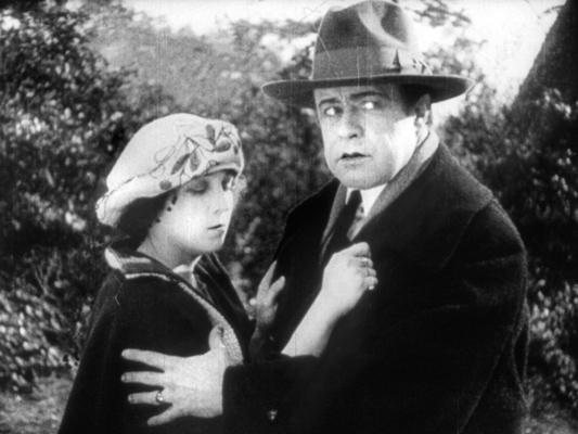 La Femme de nulle part - Louis Delluc - 1921 - Collections La Cinémathèque française