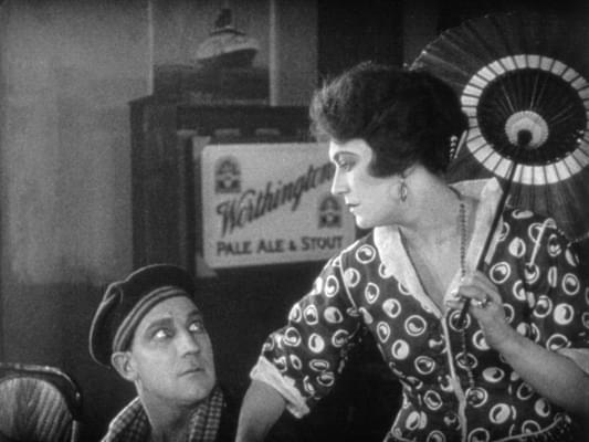 Fièvre - Louis Delluc - 1921 -Collections La Cinémathèque française