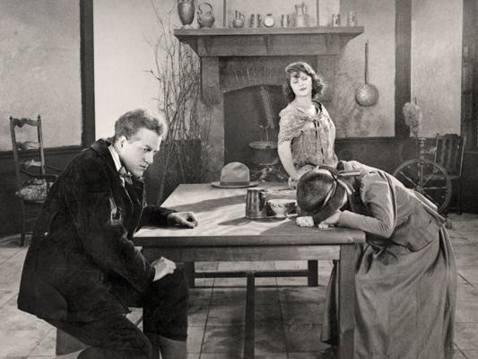 Inondation - Louis Delluc - 1923 - Collections La Cinémathèque française