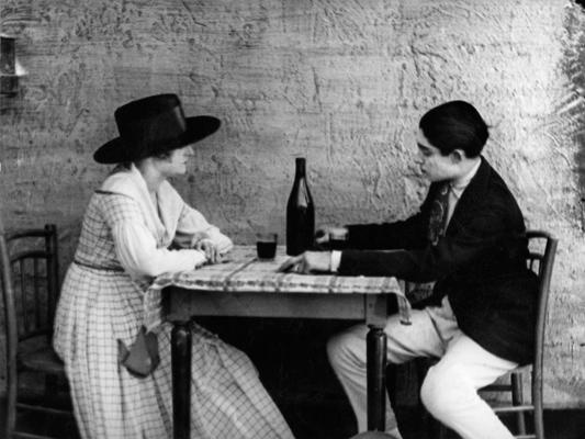 La Fête espagnole - Germanie Dulac - 1919 - Collections La Cinémathèque française