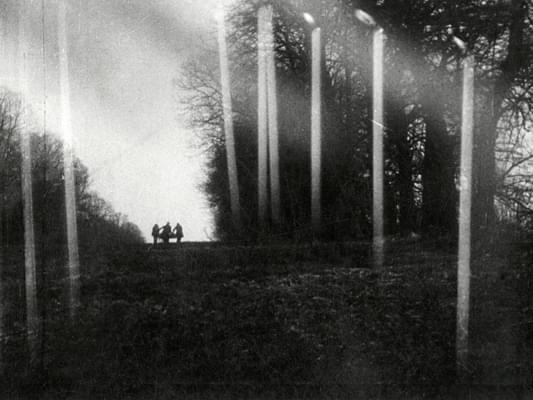 La Chute de la maison Usher -Jean Epstein - 1928 - Collections La Cinémathèque française