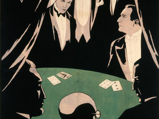 Le Double amour - Jean Epstein - 1925 - Collections La Cinémathèque française