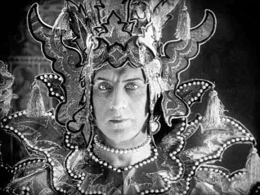 Le Lion des Mogols-Jean Epstein-1924 -La Cinémathèque française-Collections La Cinémathèque française
