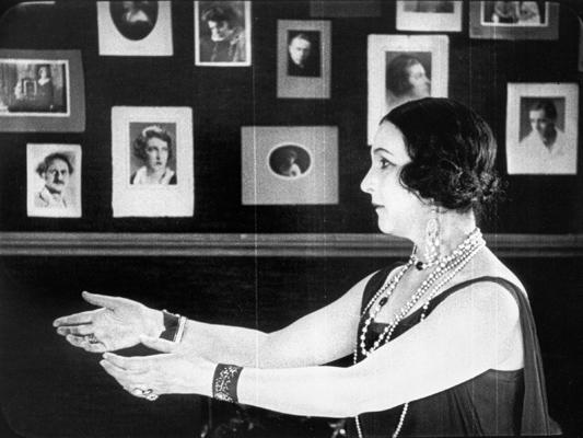 Le Lion des Mogols-Jean Epstein-1924 - La Cinémathèque française-Collections La Cinémathèque française