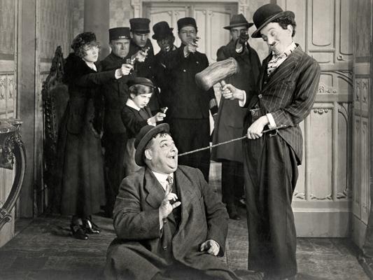 Le Pied qui étreint - Jacques Feyder - 1916 - Collections La Cinémathèque française
