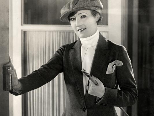 Souris d'hôtel - Adelqui Millar - 1927- Collections La Cinémathèque française