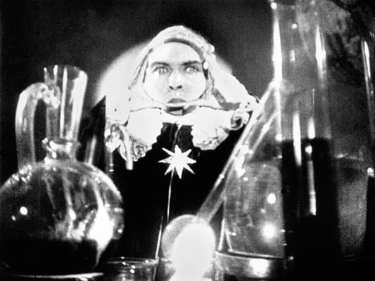 Cagliostro - Richard Oswald - 1929 -Collections La Cinémathèque française