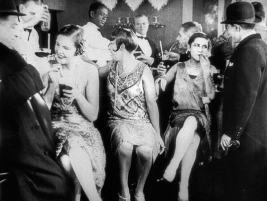 Le Chasseur de chez Maxim's - Roger Lion, Nicolas Rimsky - 1927- Collections La Cinémathèque française