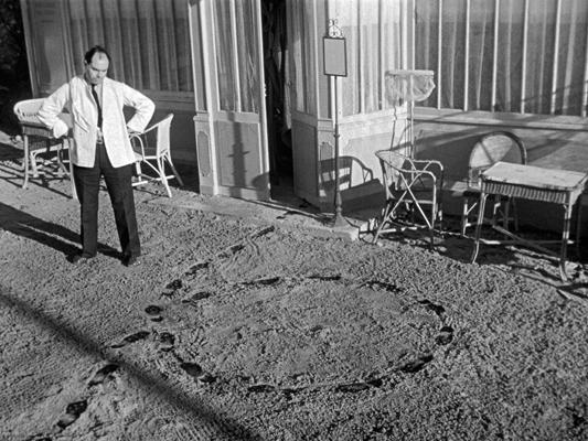 Les Vacances de Monsieur Hulot - Jacques Tati - 1951- © Les Films de mon Oncle