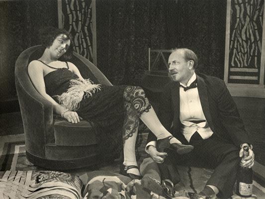 Ce Cochon de Morin - Vyacheslav Tourjansky -1923 - Collection La Cinémathèque française