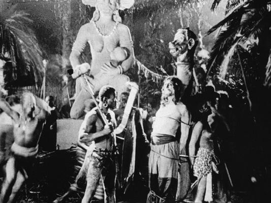 Le Chant de l'amour triomphant - Viacheslav Tourjansky - 1923 -  Collections La Cinémathèque française
