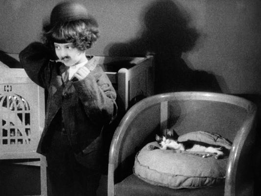 Le Quinzième prélude de Chopin - Viatcheslav Tourjansky - 1922 - Collections La Cinémathèque française
