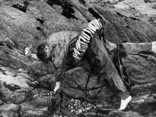 Mor'vran - La mer des corbeaux - Jean Epstein 1930 - Collections La Cinémathèque française
