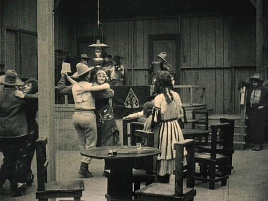 Desert Man - William S. Hart - 1917 - Collections La Cinémathèque française