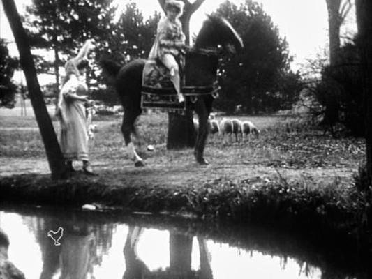 Peau d'âne - Albert Capellani -1908 © Pathé
