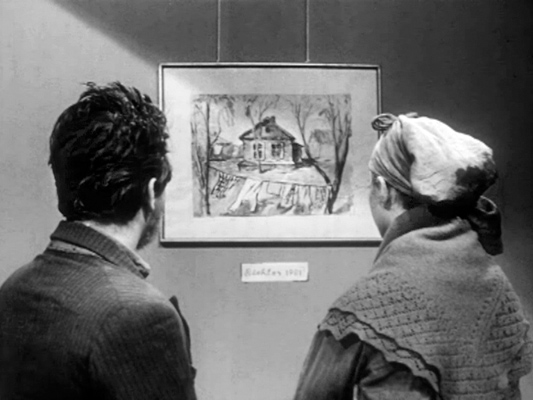 Akvareli (Aquarelle) -Otar Iosseliani - 1958 - Collections La Cinémathèque française