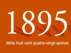 1895 Revues