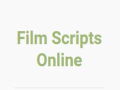 Film Scripts Online