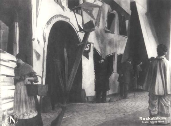 Znalezione obrazy dla zapytania Raskolnikow movie 1923