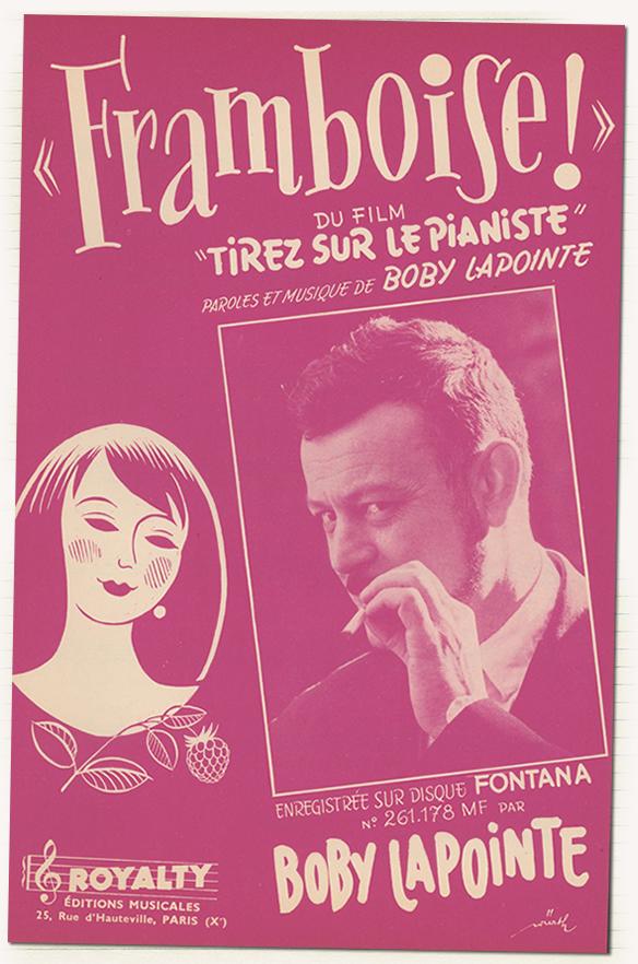 Musique et chansons - Truffaut par Truffaut (14/15) - La Cinémathèque  française