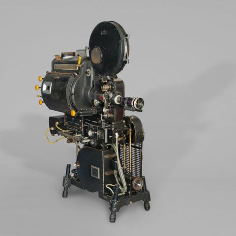 projecteur de film 35 mm sonore ap 12 2763 collection catalogue des appareils. Black Bedroom Furniture Sets. Home Design Ideas