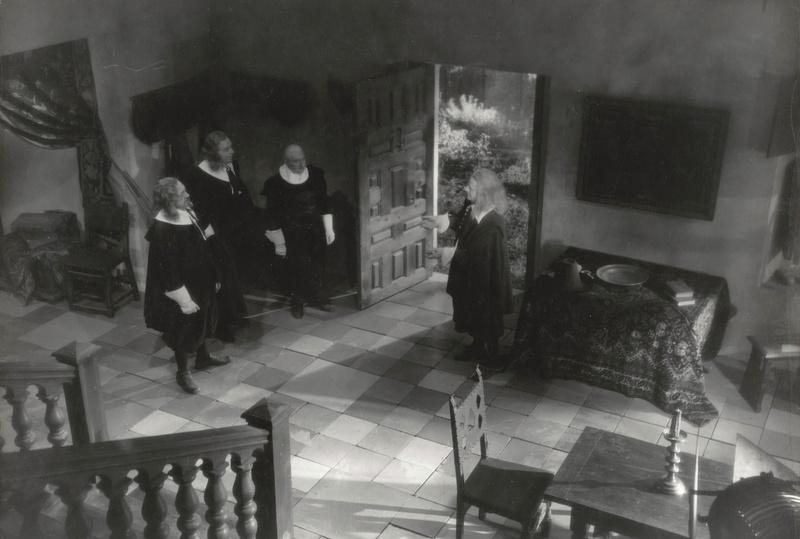 Manoir Interieur