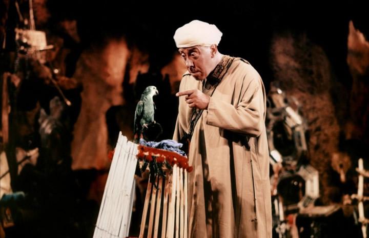Ali Baba et les quarante voleurs (Jacques Becker, 1954)