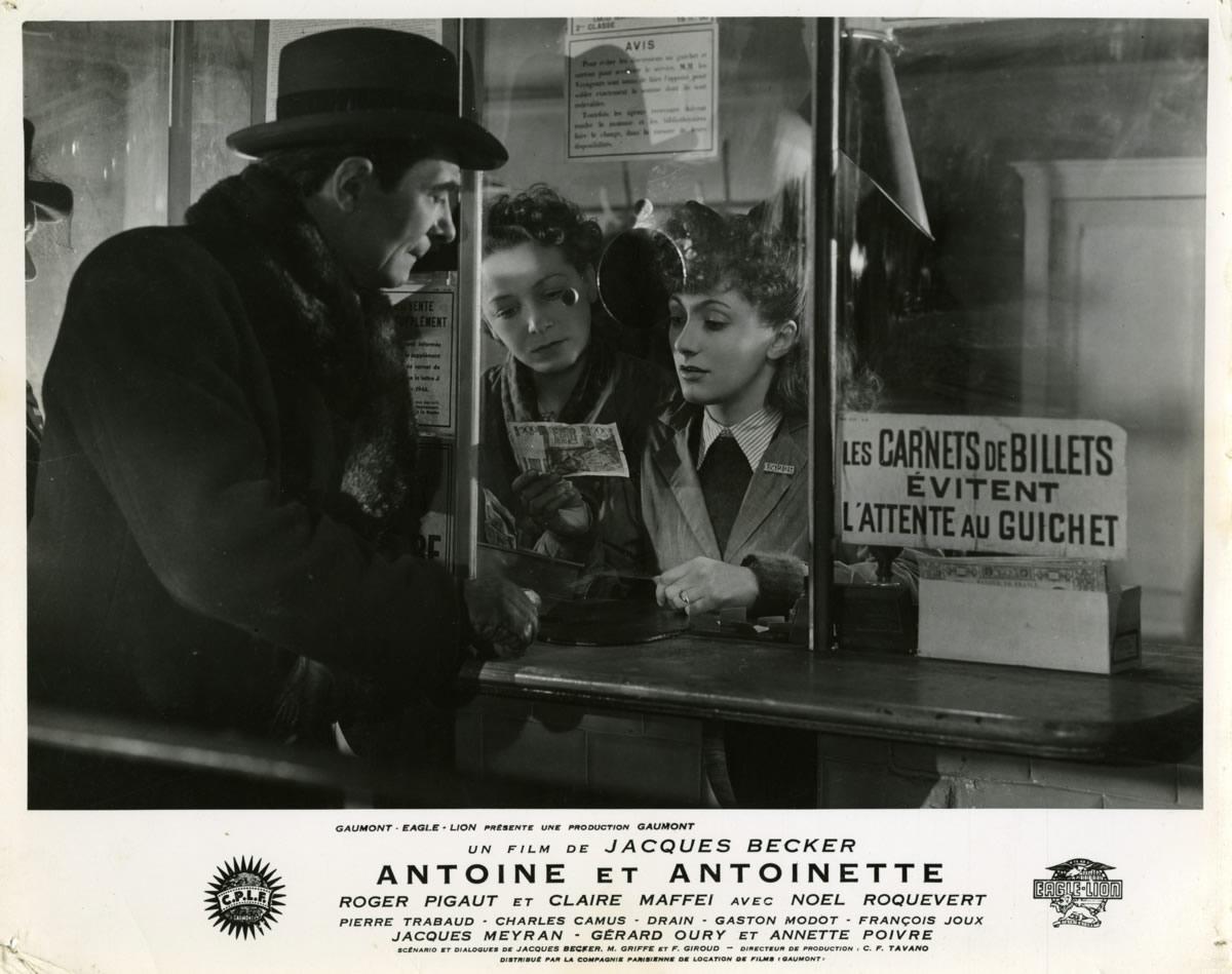 Antoine et Antoinette de Jacques Becker