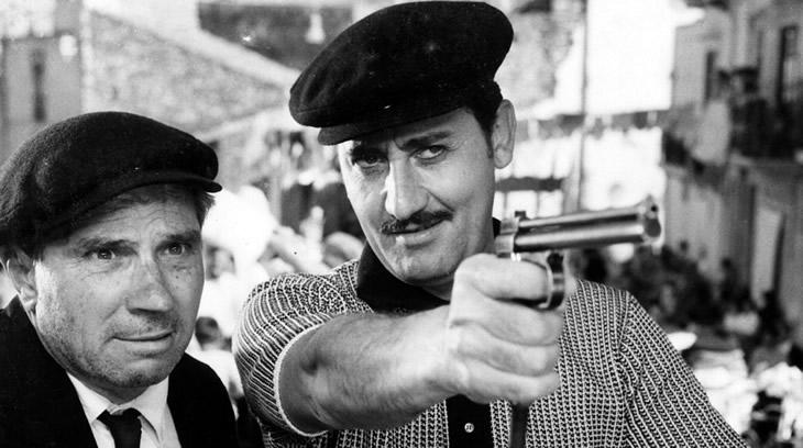 Cinq films de Lattuada - Mafioso