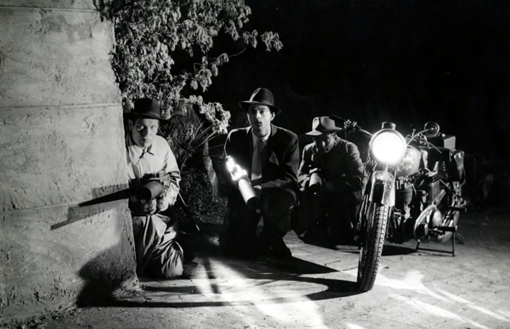 Dernier atout (Jacques Becker, 1942)