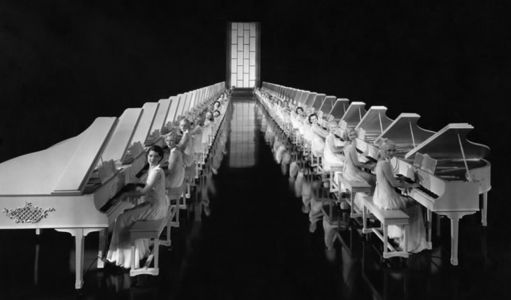 Gold Diggers (Busby Berkeley)