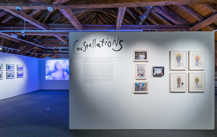 Gus Van Sant au Musée de l'Elysée à Lausanne ®Luthy