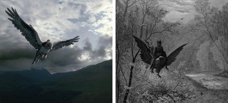 Harry Potter / Gustave Doré