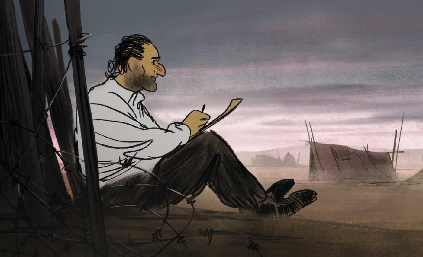 « Josep » d'Aurel, César du Meilleur film d'animation