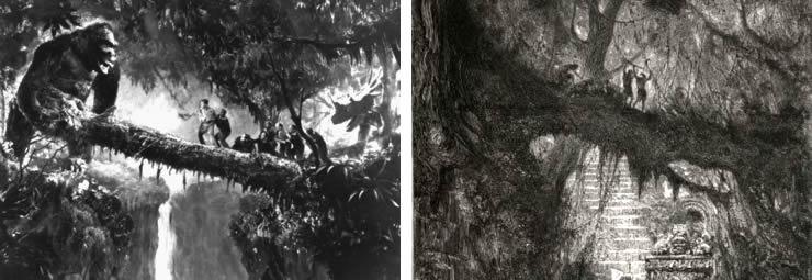 King Kong / Gustave Doré