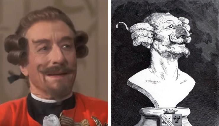 Le Baron de Münchhausen / Gustave Doré